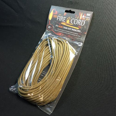 FIRE CORD  25 FT - Emberlit