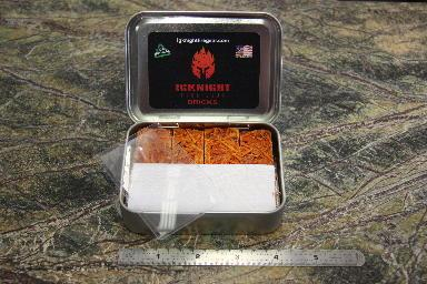 IGKNIGHT Fire Starter Bricks - Emberlit
