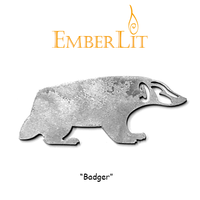 Emberlit Flint and Steel - Badger