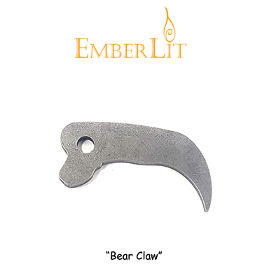 Emberlit Flint and Steel - Bear Claw - Emberlit
