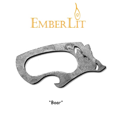 Emberlit Flint and Steel - Boar - Emberlit
