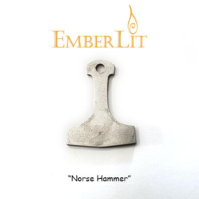 Emberlit Flint and Steel - Norse Hammer - Emberlit
