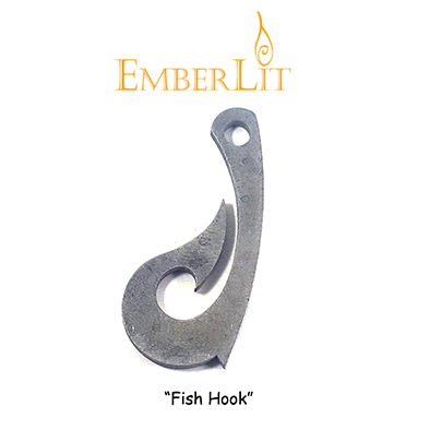 Emberlit Flint and Steel - Fish Hook - Emberlit