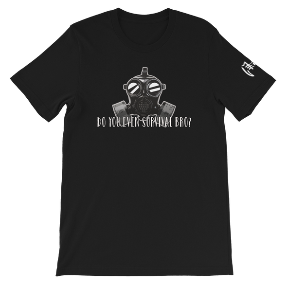 Do You Even Survival Bro? T-Shirt - Emberlit