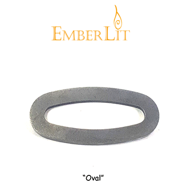Emberlit Flint and Steel - Hudson Bay Oval - Emberlit