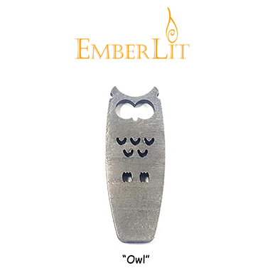Emberlit Flint and Steel - Owl - Emberlit