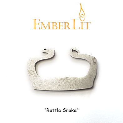 Emberlit Flint and Steel - Rattlesnake - Emberlit