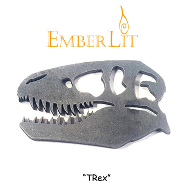 Emberlit Flint and Steel - T Rex - Emberlit