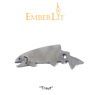 Emberlit Flint and Steel - Trout - Emberlit