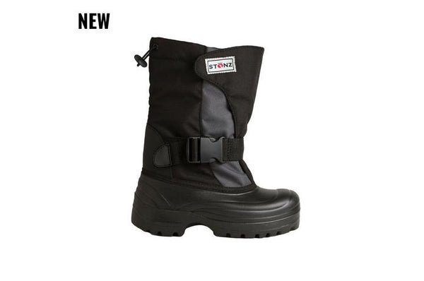 STONZ - The Trek Winter Boots - Grey/Black