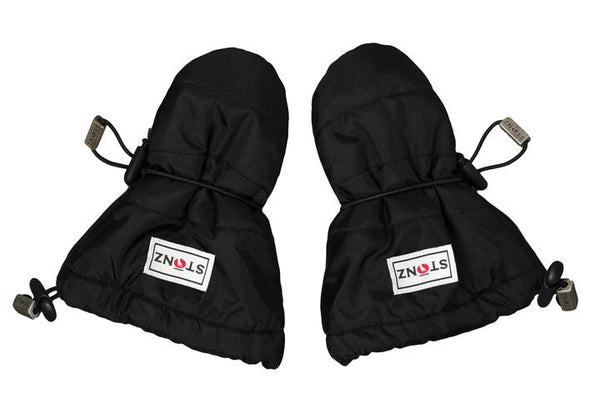 STONZ - Infant Mittz Black (Waterproof)