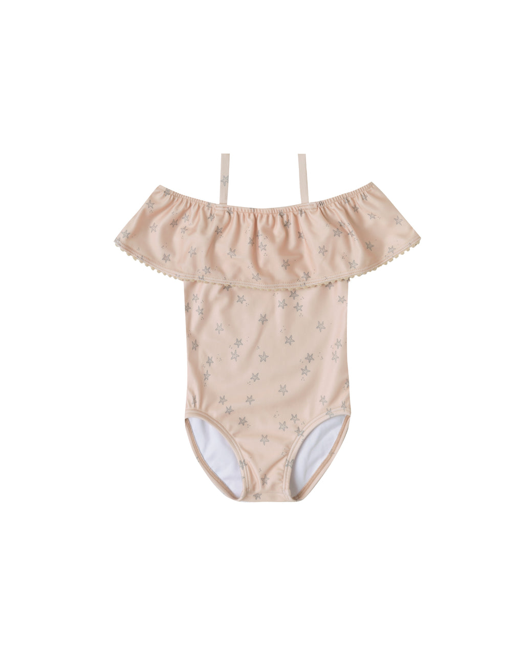 Rylee + Cru - Bathing Suit (off the shoulder) Starfish