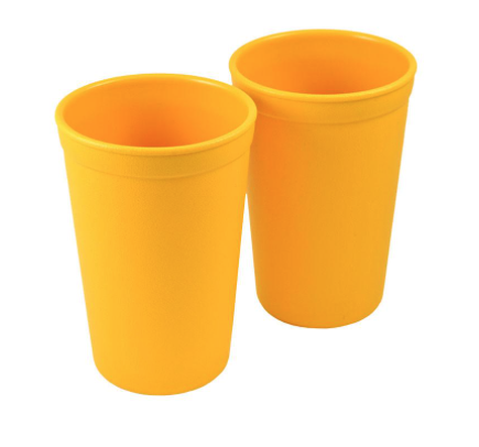 Re-Play - Drinking Cup (Orange)