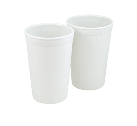 Re-Play - Drinking Cup (White)