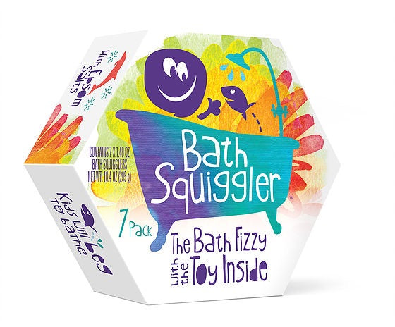 LOOT - Bath Squigglers (7 Pack)