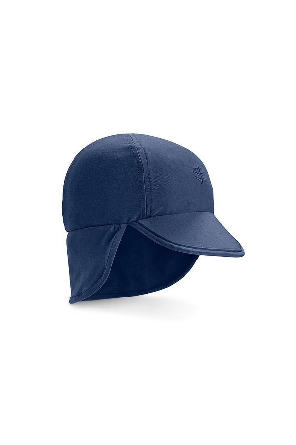 Coolibar - Baby Splashy All Sport Hat Navy