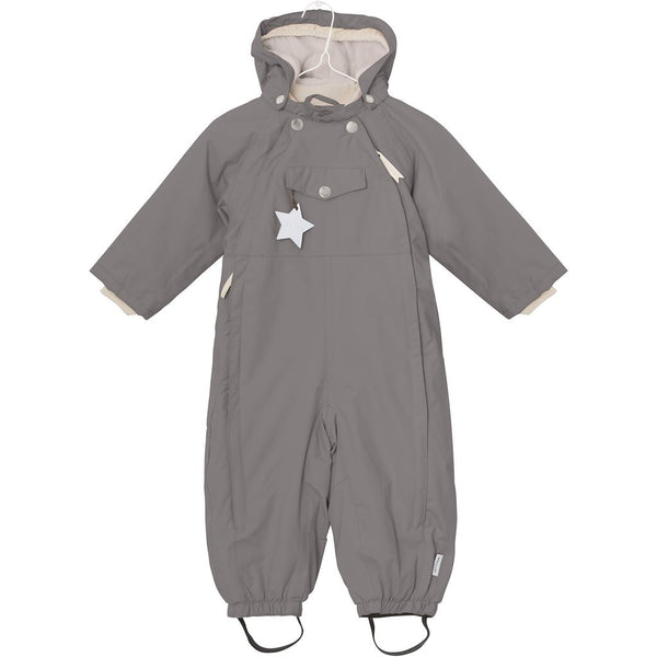 Mini A Ture - Wisti Snowsuit Steel Grey
