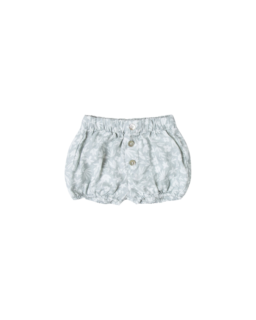 Rylee + Cru - Button Shorts Ditsy