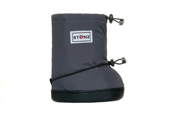 STONZ - Booties Grey PLUSfoam MED/LRG
