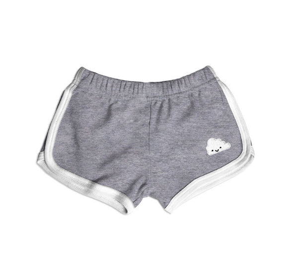 Whistle and Flute - Grey Running Short