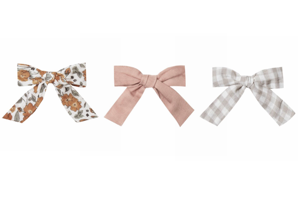 Rylee + Cru - Girl Bow (3 Colours)