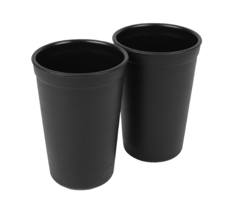 Re-Play - Drinking Cup (Black)