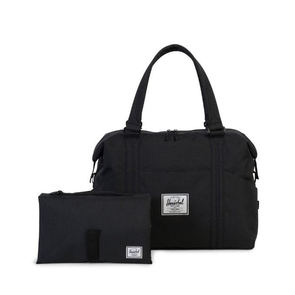 Hershel - Strand Duffle Sprout Black