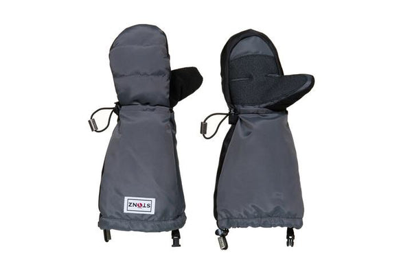 STONZ - Youth Mittz Grey (Waterproof)