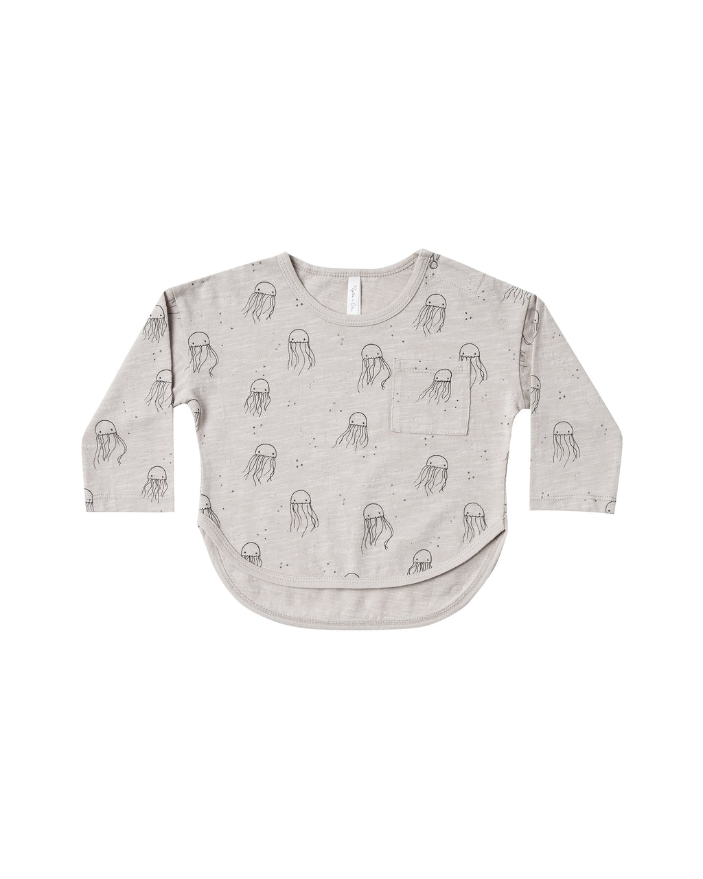Rylee + Cru - Banded Long Sleeve Jellyfish