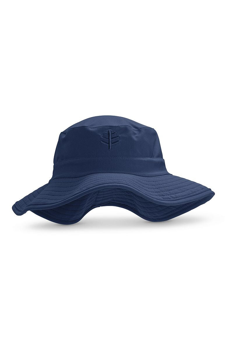 Coolibar - Kids Surf Hat Navy
