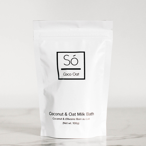 SŌ Luxury - Coco Oat Milk Bath (little)