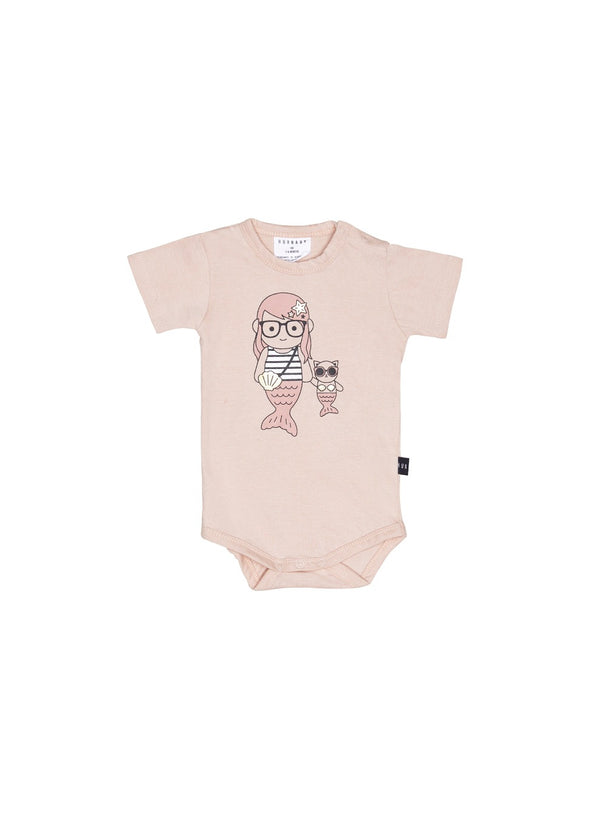 Hux Baby - Mermaid Onesie