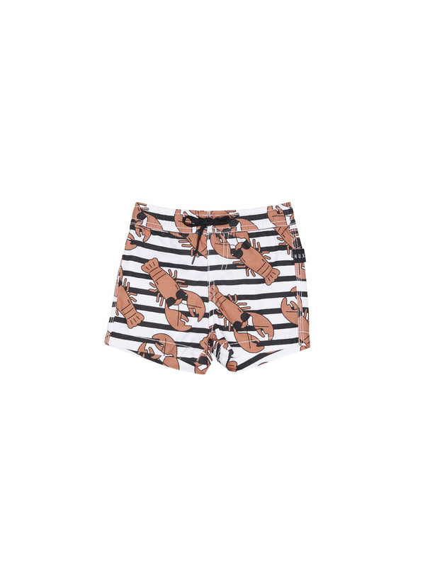 Hux Baby - Lobster Swim Shorts