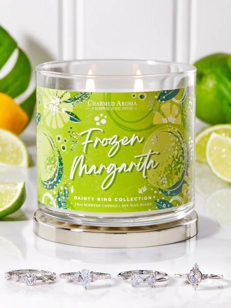 Frozen Margarita Candle - Dainty Ring Collection