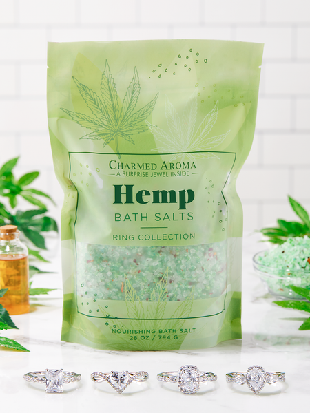 Hemp Bath Salts - Ring Collection