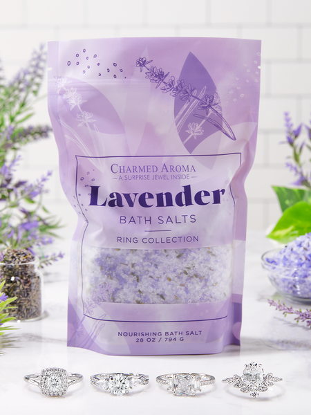 Lavender Bath Salts - Ring Collection