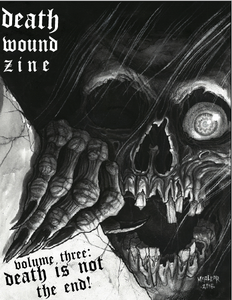 Death Wound Zine - VOLUME III