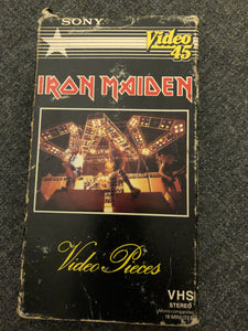 Iron Maiden - Video Pieces