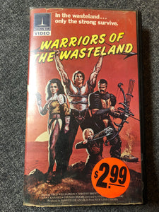 Warriors of the Wasteland Thorn EMI