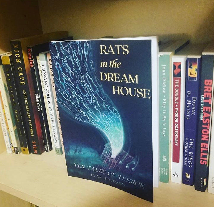 Rats in the Dream House by Evan Pacewicz