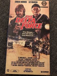 The Delta Force - MEDIA version