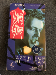 David Bowie - Jazzin' for Blue Jean