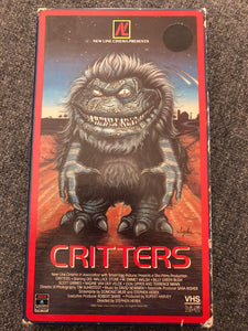 Critters -'86 tape