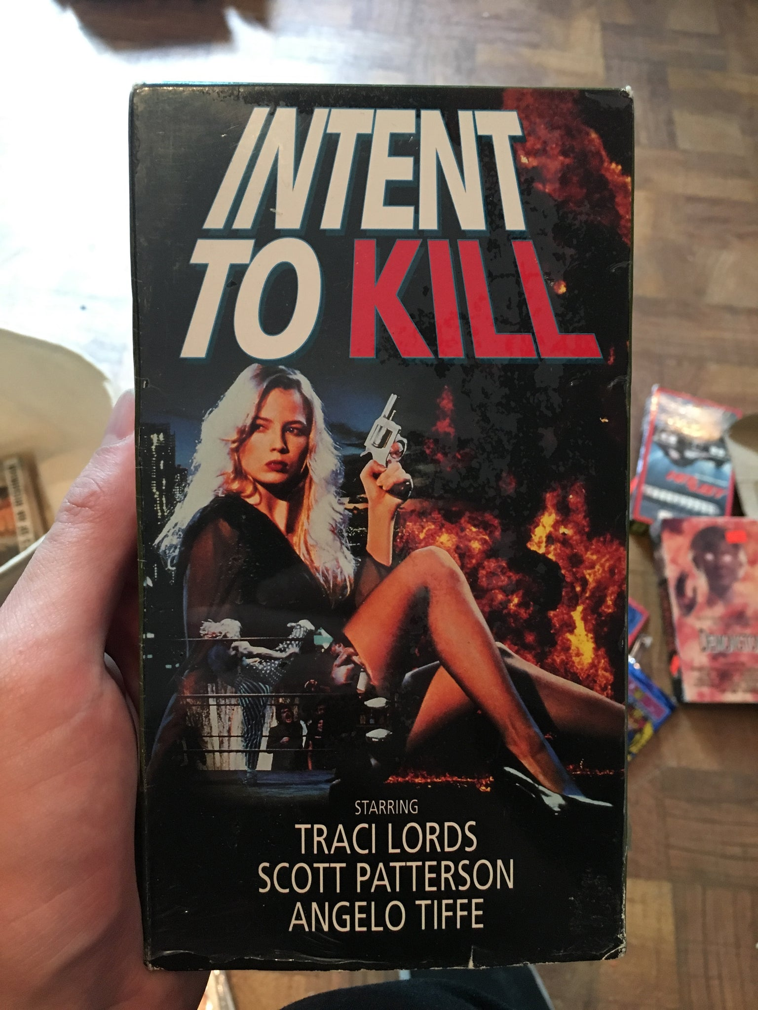 Intent to Kill
