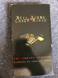 Neil Young & Crazy Horse - The Complete Sessions