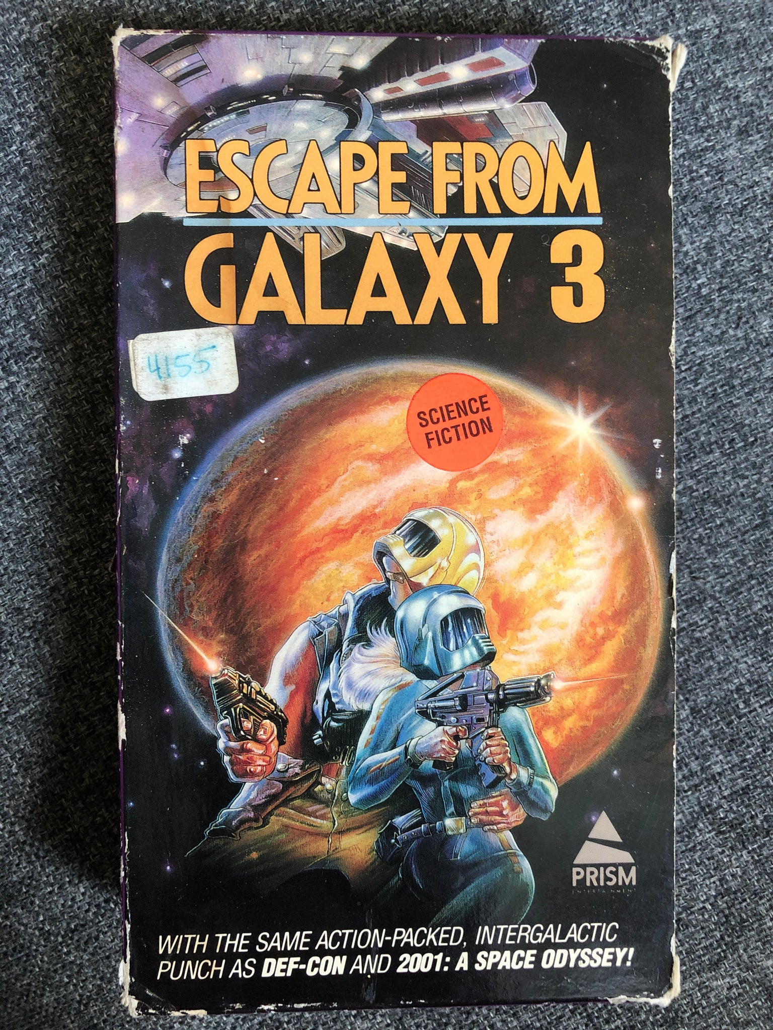 Escape from Galaxy 3
