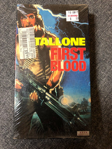 Stallone First Blood