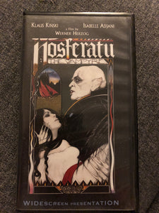 Nosferatu: The Vampyre