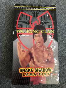 Wu-Tang Clan Presents: Snake Shadow Lama Fist