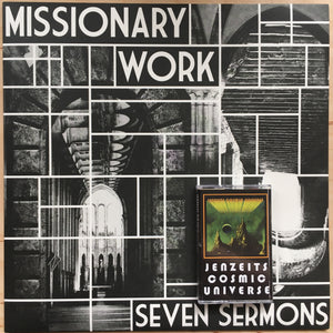 COMBO PACK: Missionary Work LP and Jenzeits cassette